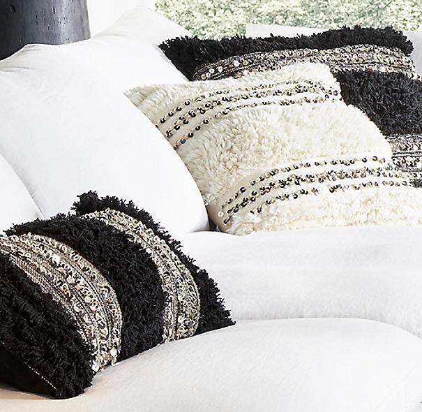 Moroccan Wedding Pillow Cover