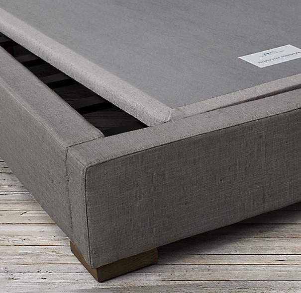 Restoration Hardware Warranty: TEMPUR®-Flat Low-Profile Foundation