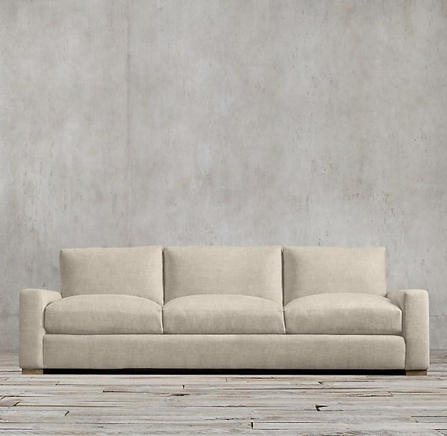 Maxwell Three Seat Cushion Sofa