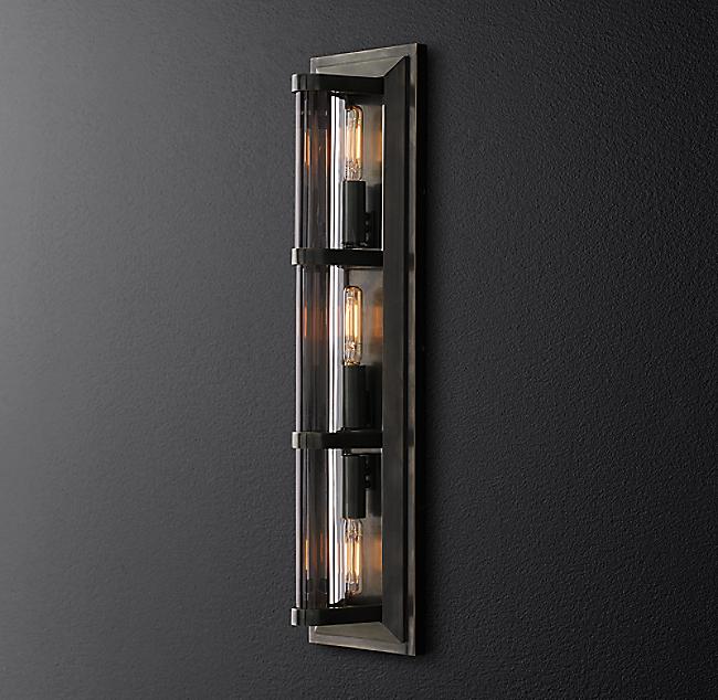 Ascenseur 3 light sconce color preview unavailable