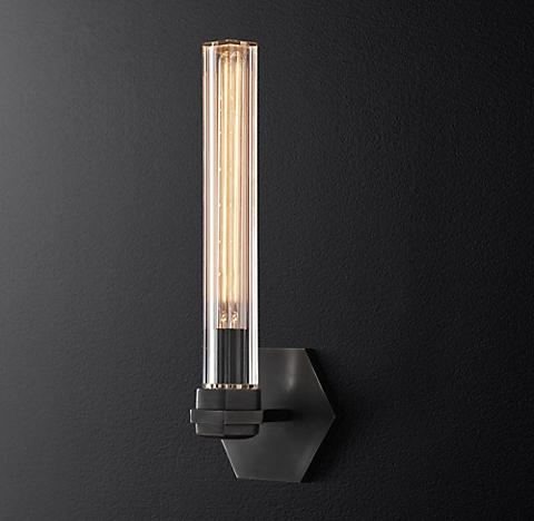 All bath lighting rh modern