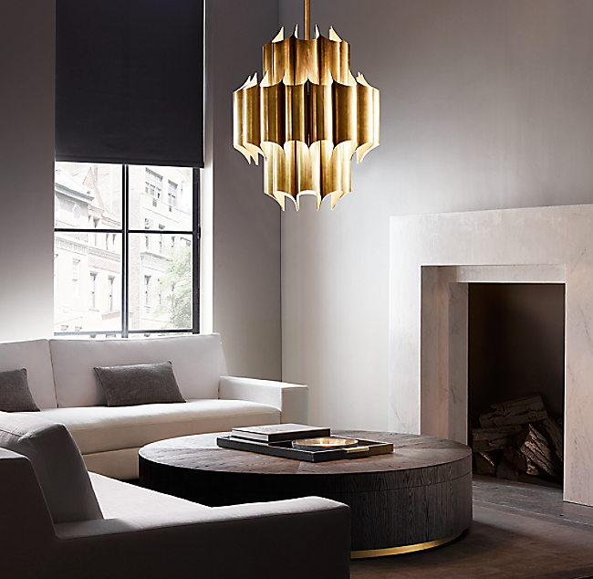 Cathedral brass chandelier color preview unavailable click to zoom