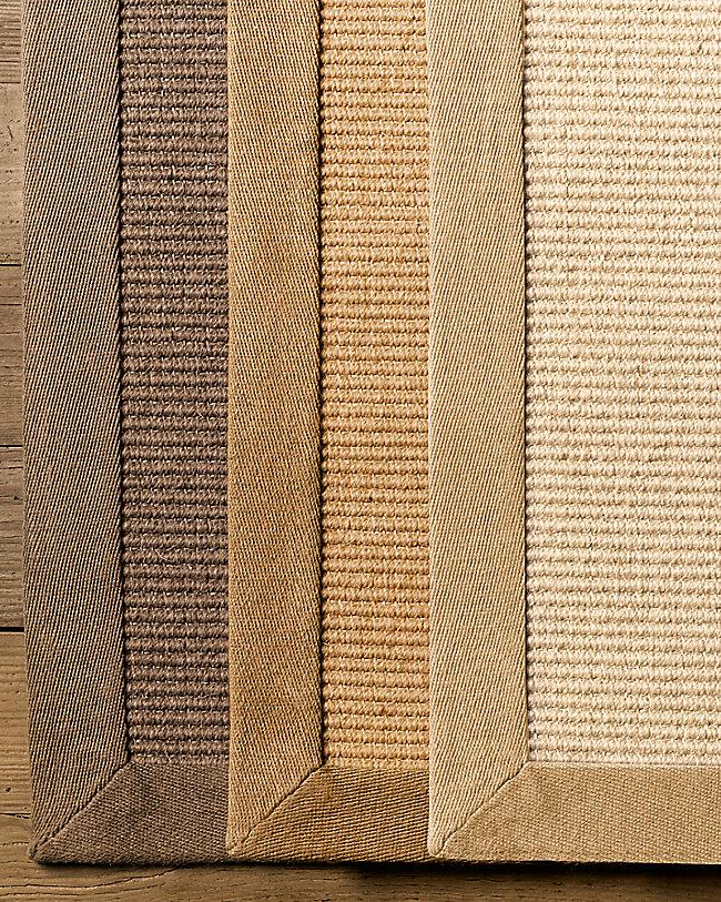 Belgian Wool Sisal Rug