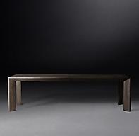 Arles Rectangular Extension Dining Table