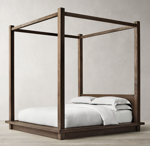 All Canopy Beds RH