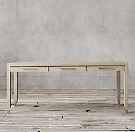 Graydon Shagreen Desk