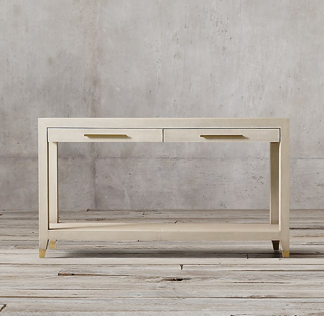 Graydon Reen 2 Drawer Console Table