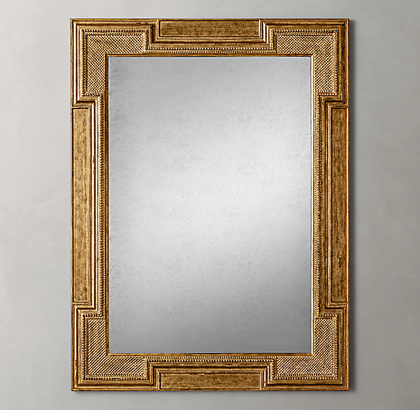 Flemish Court Mirror