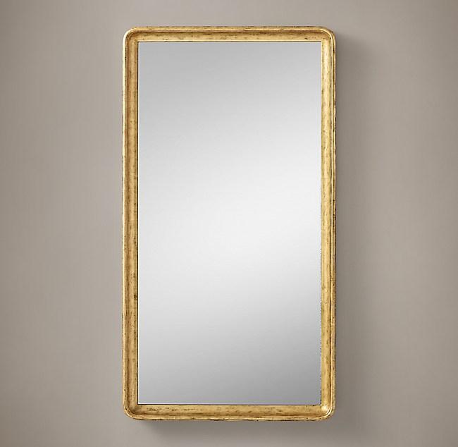 Salon Gilt Mirror