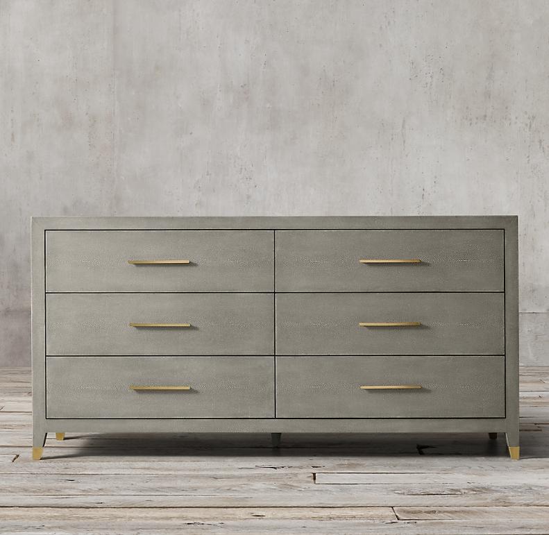 Graydon Reen 6 Drawer Dresser
