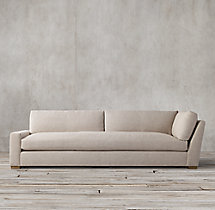 Petite Maxwell Upholstered Left-Arm Return Sofa