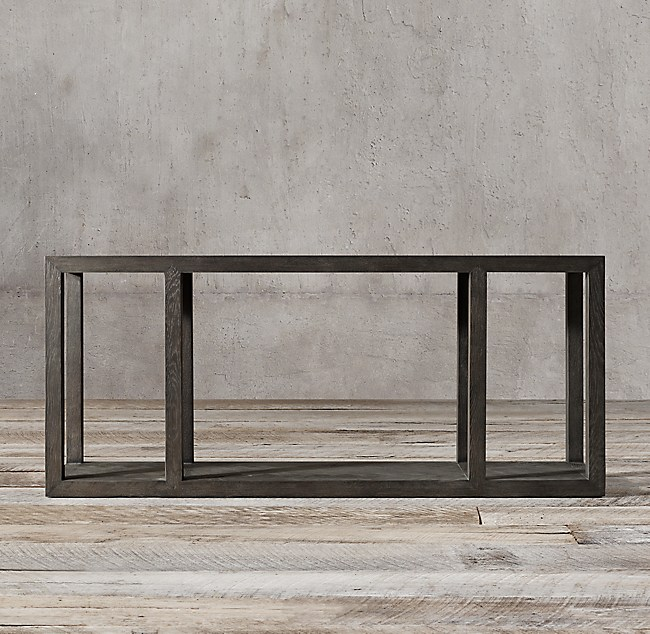 Unique prod E F Idea - Inspirational large console table New
