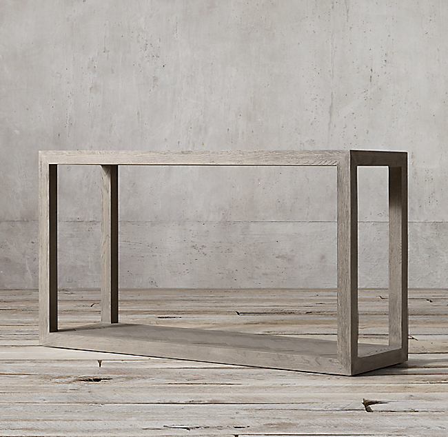 Herringbone Console Table Color Preview Unavailable Click To Zoom