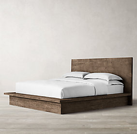 All Wood Beds Rh
