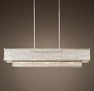Marais Linear Chandelier Collection