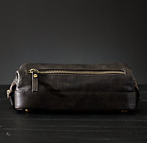 Dopp Kit - Walnut