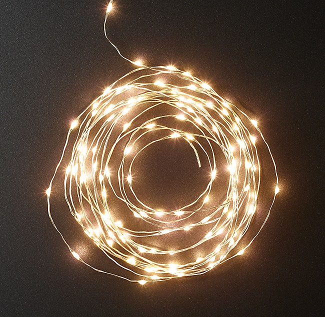 Twinkly Starry String Lights