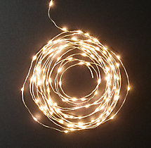 Starry String Lights - Platinum