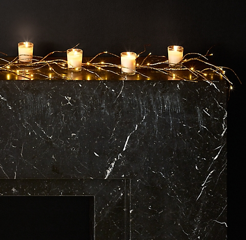 more sizes colors - Restoration Hardware Christmas Lights