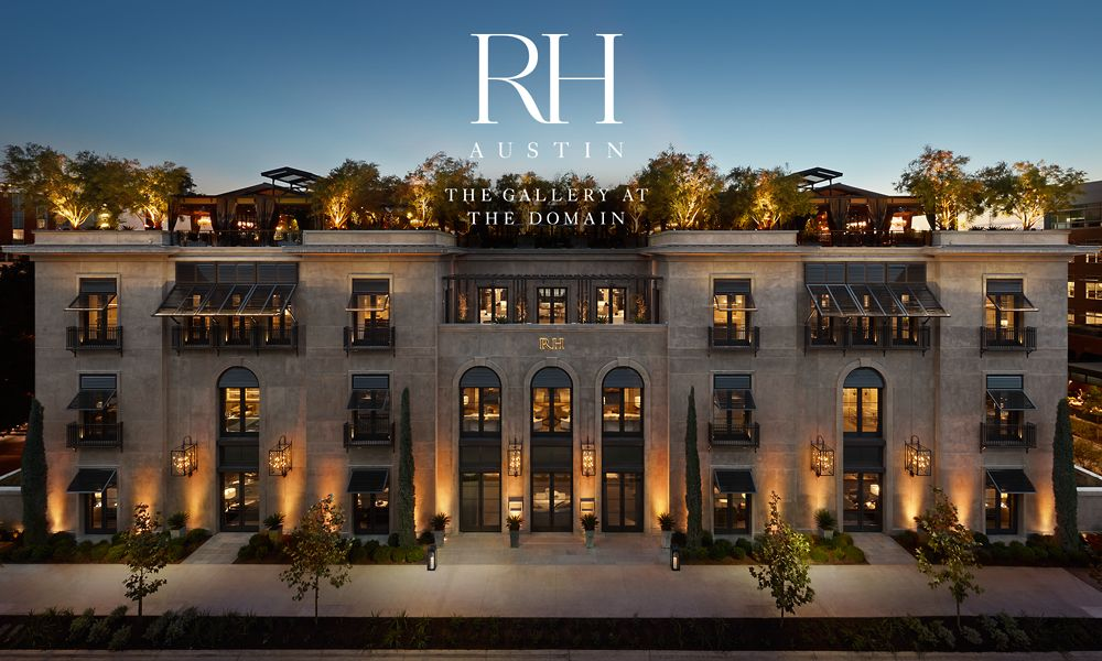 RH Austin - The Gallery at The Domain