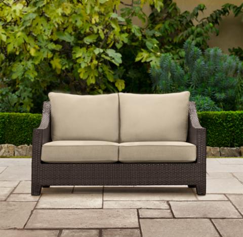 La Jolla Collection Brown RH - La jolla patio furniture